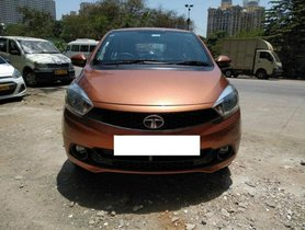 Used Tata Tigor MT car at low price