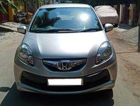 Used Honda Brio S MT car at low price
