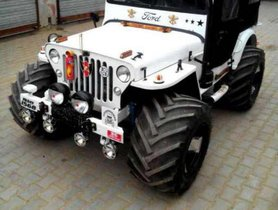 2001 Mahindra Thar CRDe MT for sale at low price