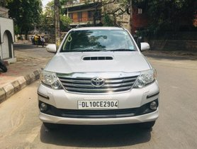 Used Toyota Fortuner  4x2 Manual MT  car at low price