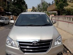 Used Toyota Innova car 2015 for sale at low price