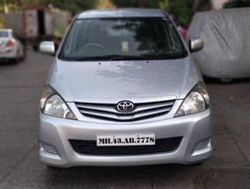 Toyota Innova 2.5 G (Diesel) 8 Seater BS IV MT for sale