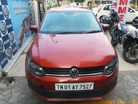 Volkswagen Polo 1.2 MPI Trendline MT 2015 for sale