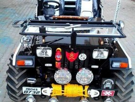 2001 Mahindra Jeep MT for sale at low price