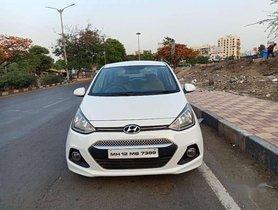 Used Hyundai Xcent car at low price