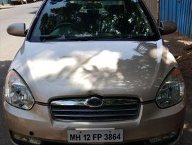 Hyundai Verna CRDi SX ABS MT 2009 for sale