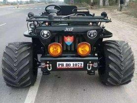 2001 Mahindra Jeep MT for sale