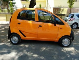 Tata Nano Cx BSIV MT for sale