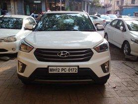 Used Hyundai Creta  1.6 CRDi AT SX Plus car at low price