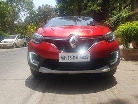 Used Renault Captur car at low price