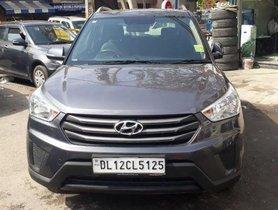 Used Hyundai Creta 1.6 VTVT E Plus MT car at low price