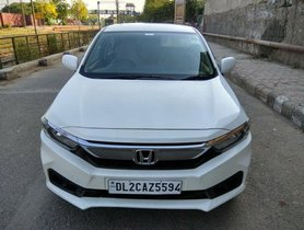 2018 Honda Amaze E i-VTEC MT for sale at low price