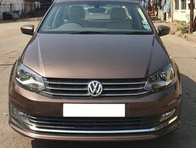 Used Volkswagen Vento 1.5 TDI Highline AT 2016 for sale