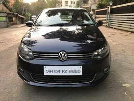 Volkswagen Vento Diesel Highline MT 2013 for sale