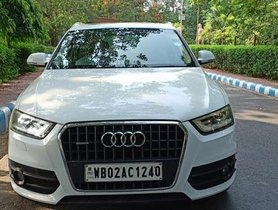 Used Audi Q3 2012-2015 car at low price