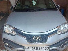 Used Toyota Etios car at low price