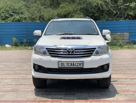 Toyota Fortuner 2.5 4x2 AT TRD Sportivo 2015 for sale