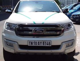 Ford Endeavour, 2017, Diesel for sale