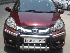 Used Honda Mobilio car 2015 for sale at low price