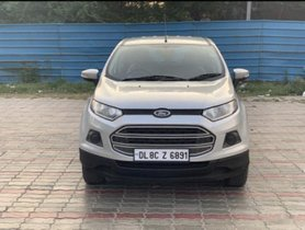 Used Ford EcoSport 1.5 Diesel Trend MT 2013 for sale