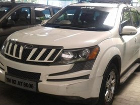 Used Mahindra XUV300 MT car at low price