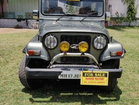 Mahindra Thar CRDe 2013 for sale