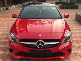 2016 Mercedes Benz 200 AT for sale at low price