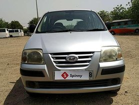 Used Hyundai Santro Xing GL 2012 for sale