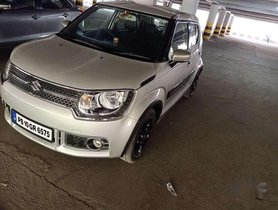 Used Maruti Suzuki Ignis 1.2 Zeta 2017 for sale