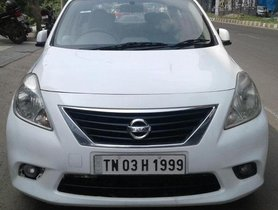 2012 Nissan Sunny Diesel XV MT 2011-2014 for sale at low price