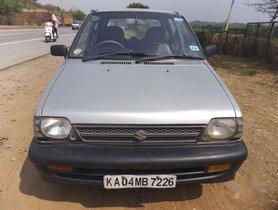 2005 Maruti Suzuki 800 for sale
