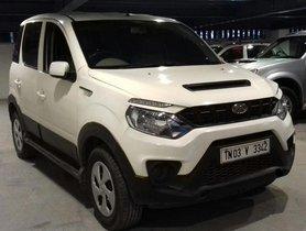 Used Mahindra NuvoSport N6 MT 2017 for sale