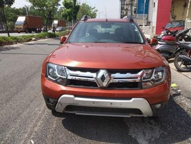 Used 2016 Renault Duster 110PS Diesel RxZ AMT AT for sale