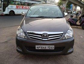 Toyota Innova MT 2004-2011 2011 for sale