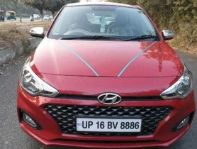 Hyundai Elite i20  1.4 Sportz MT 2018 for sale