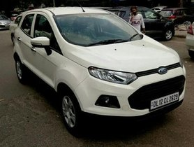 2017 Ford EcoSport  1.5 Petrol Ambiente MT for sale