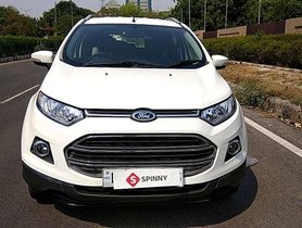 Used Ford EcoSport car at low price