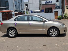 Used Toyota Corolla Altis Diesel D4DGL MT 2011 for sale