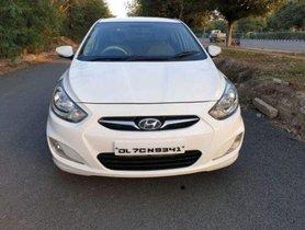 Used Hyundai Verna  SX CRDi AT car at low price