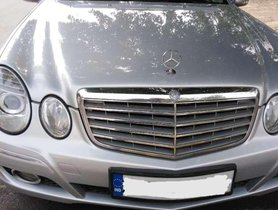 Used Mercedes Benz E Class car 2006 for sale  at low price
