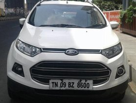 Ford EcoSport 1.5 Petrol Titanium MT  2015 for sale