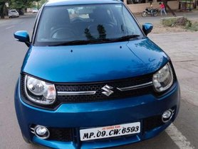 Maruti Suzuki Ignis 1.2 Delta 2017 for sale