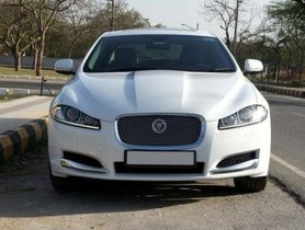 Used Jaguar XF 2.2 Litre Luxury AT 2016 for sale