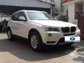 BMW X3, 2012, Diesel for sale