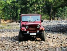 Used Mahindra Thar car 2014 for sale at low price