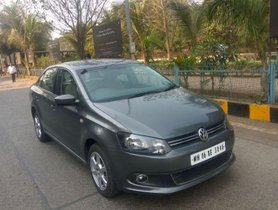 Volkswagen Vento Petrol Highline AT 2013 for sale