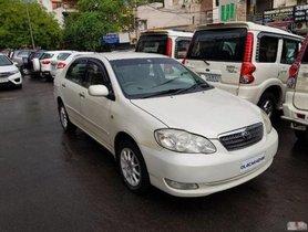 Toyota Corolla H5 MT 2006 for sale