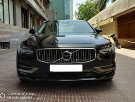 Used 2017 Volvo S90  D4 Inscription AT for sale