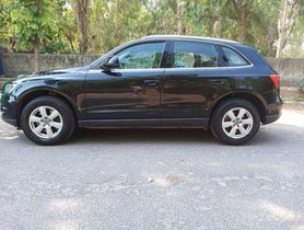 Used Audi Q5 AT 2008-2012 car at low price