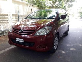Toyota Innova 2.5 G4 8 STR, 2009, Diesel for sale